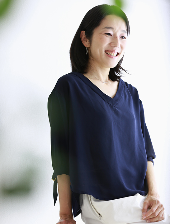 坂 真弓子2